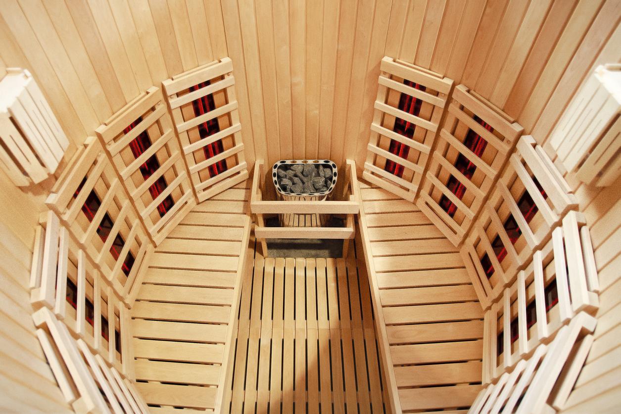 Tämän hetken kuuma saunatrendi: infrapunasauna